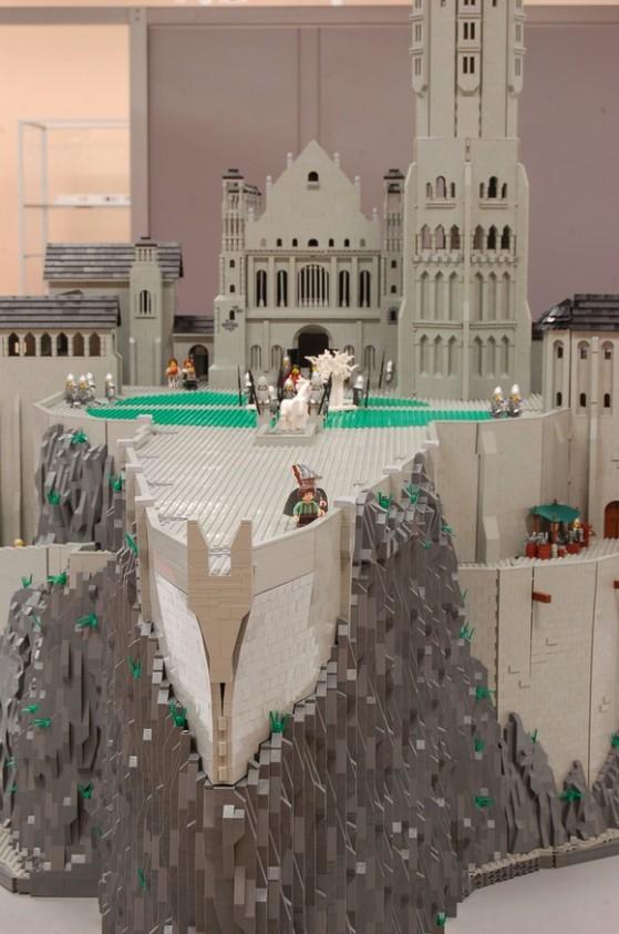 Lego Minas Tirith - 023