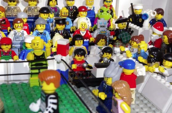 Lego Wrestling - 011