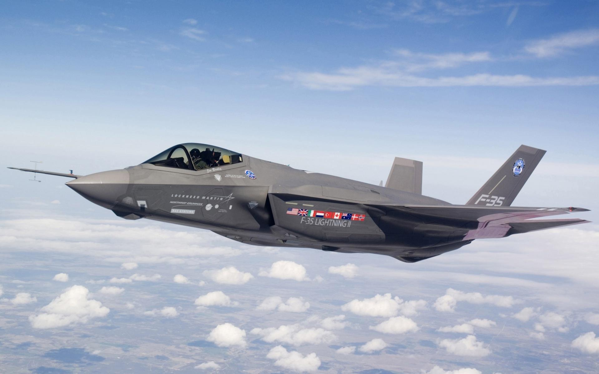 F-35: l'evoluzione dei jet è sospesa causa tagli al budget