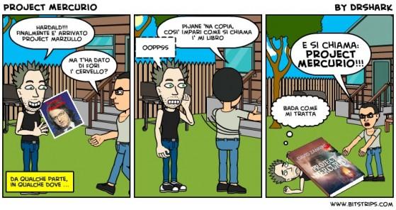 ProjectMercurio vignetta hellson