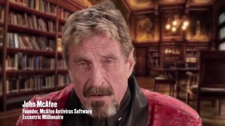 John Mcafee vi spiega come disinstallare McAfee Antivirus