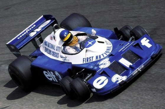 Tyrrell P34B 1977 Ronnie Peterson