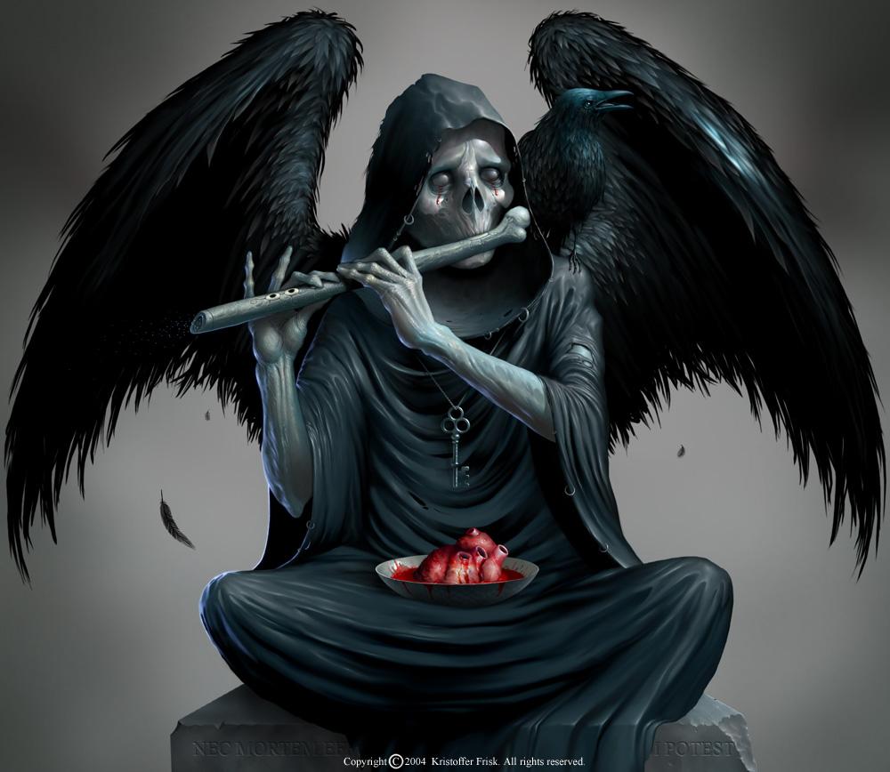 La ricchezza nella morte