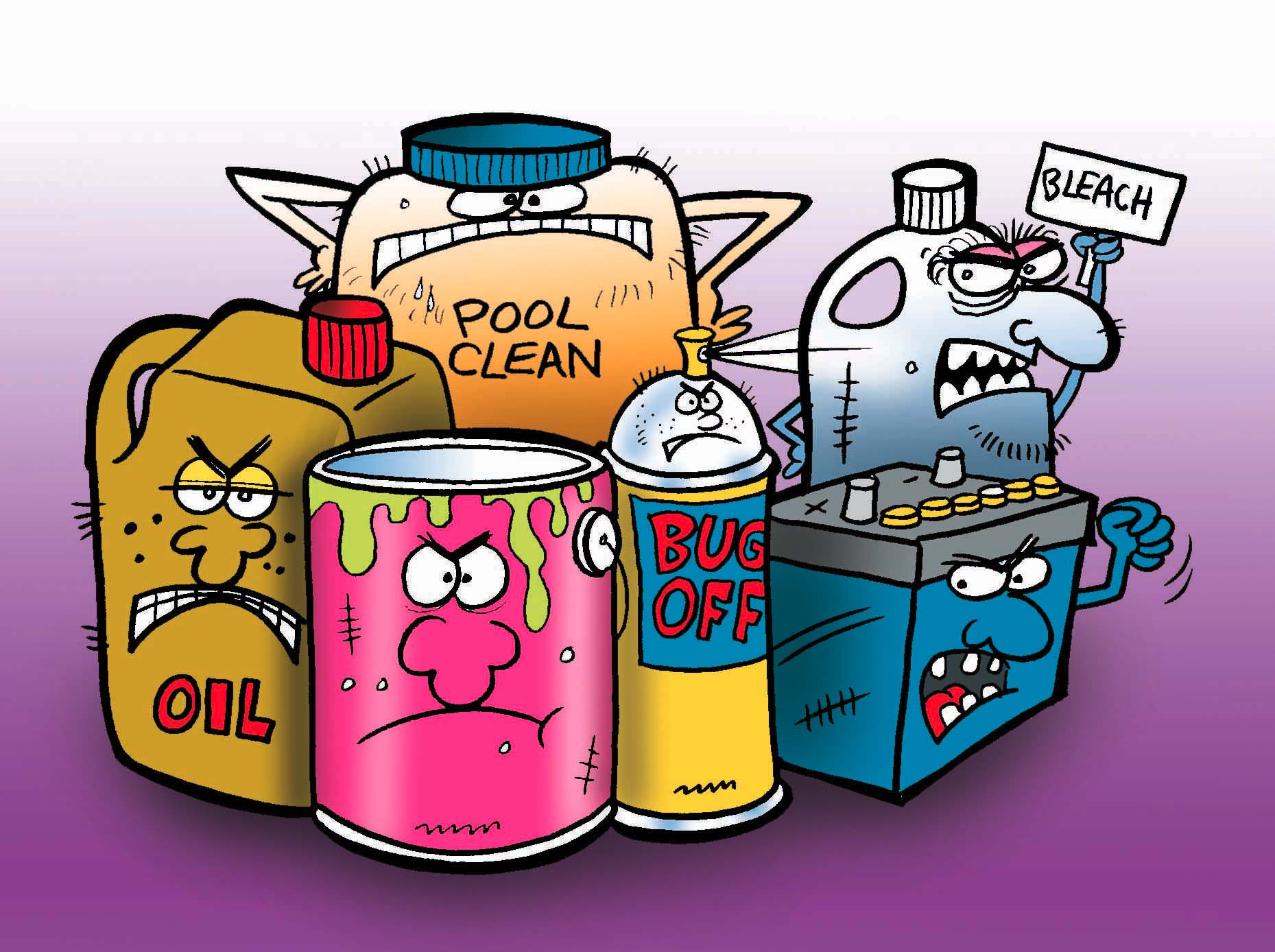 Il Molisn't e le armi chimiche