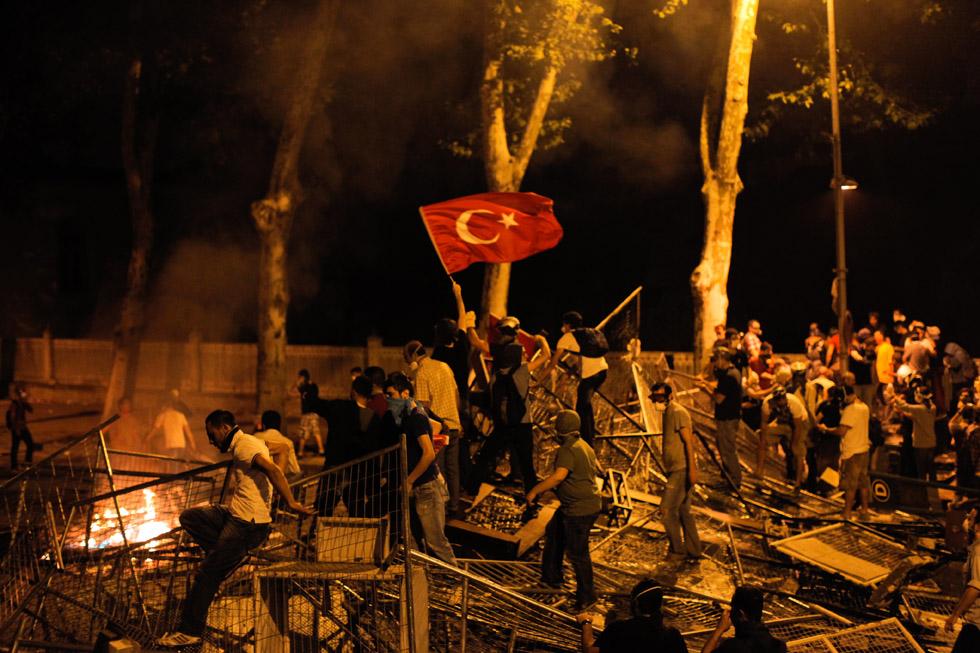 La rivoluzione turca e i forni a microonde