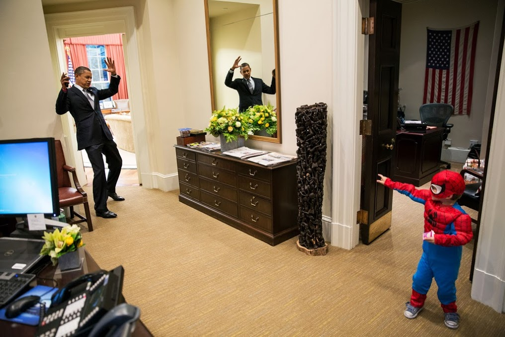 We the Geeks: Un hangout della Casa Bianca con i nerd americani