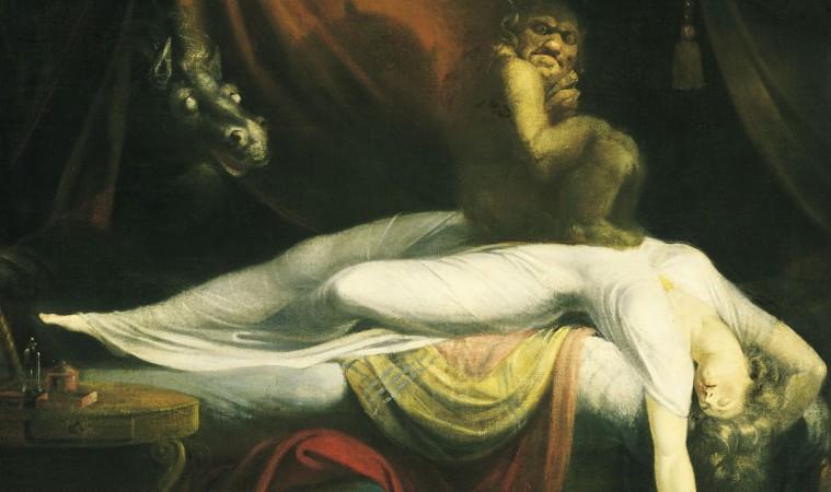 nightmare john henry fuseli