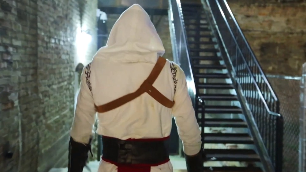 Assassin's Creed Real Life Parkour