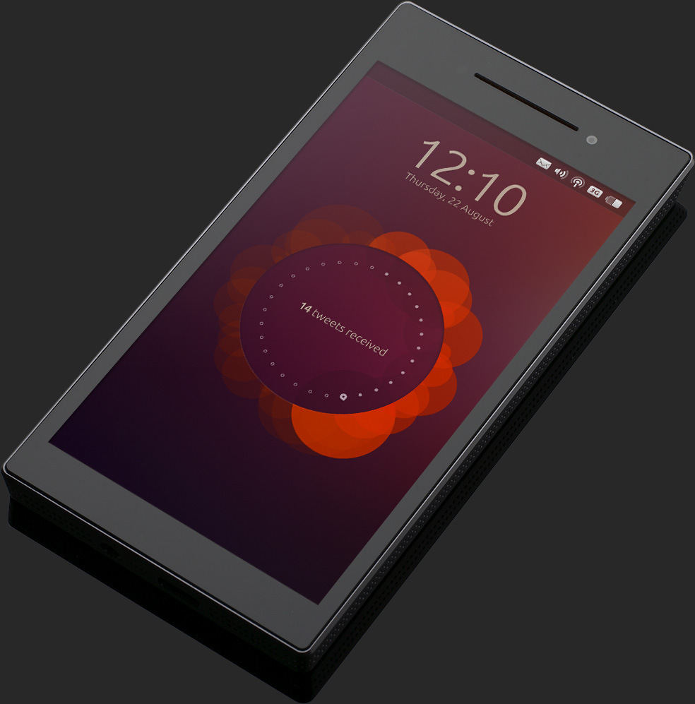 Ubuntu Edge: il punto di contatto tra smartphone e PC