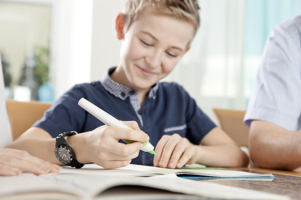 Lernstift, la penna per imparare