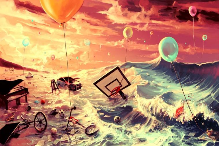 Don't trash your dreams by AquaSixio