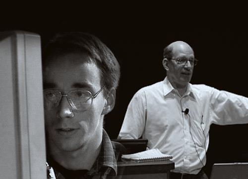 The Tanenbaum-Torvalds Debate