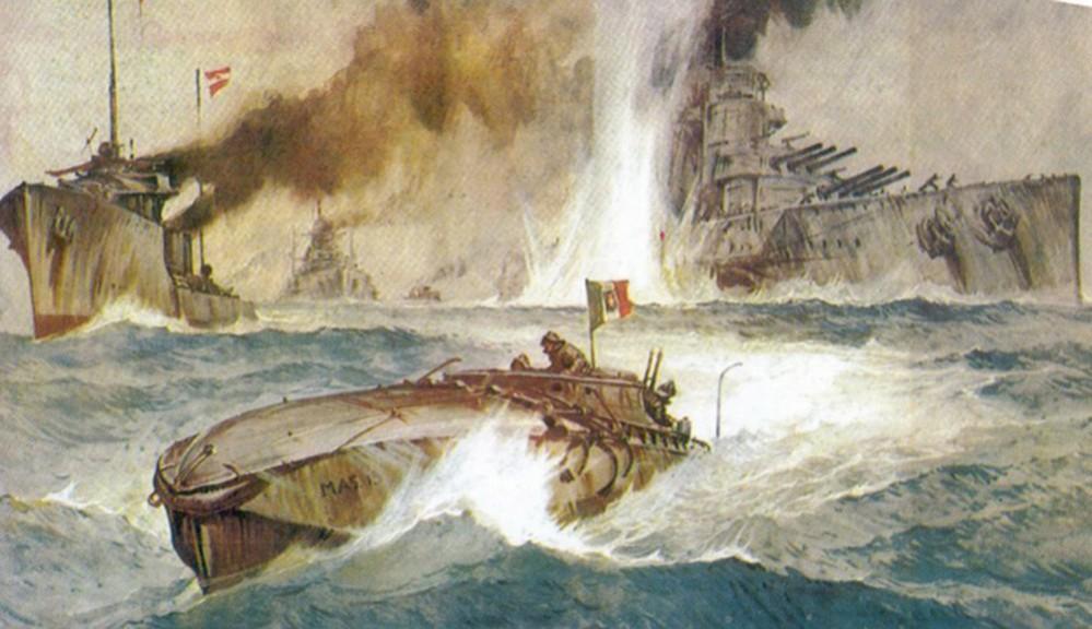 L'Impresa di Premuda: l'affondamento della Santo Stefano