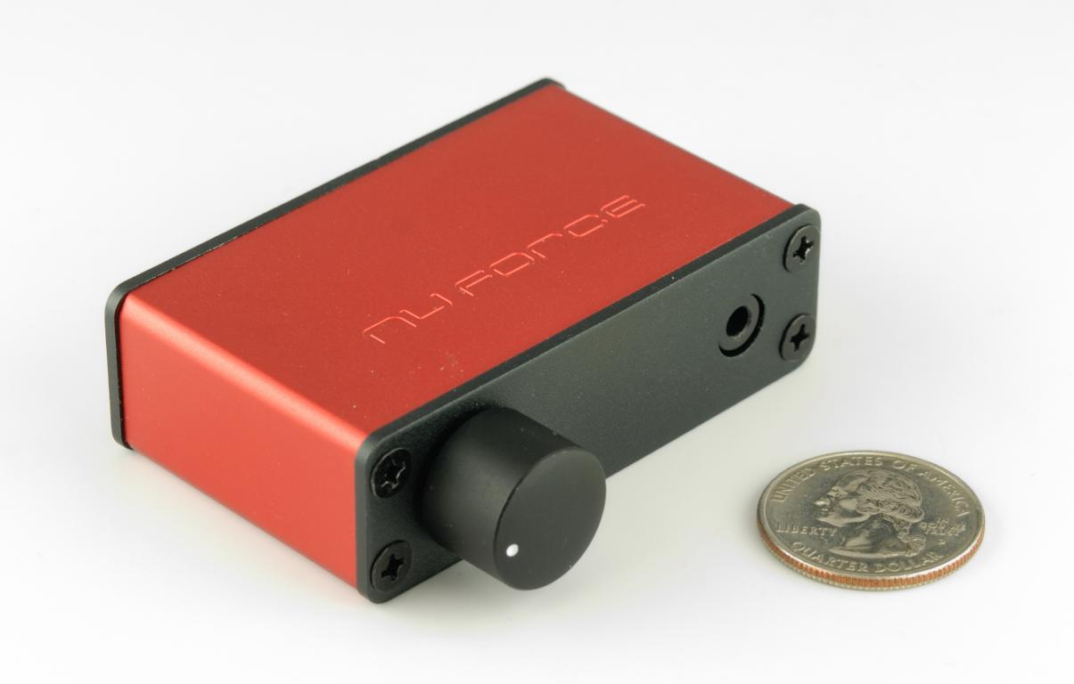 NuForce Icon uDac 2: un mini DAC portatile ed abbordabile