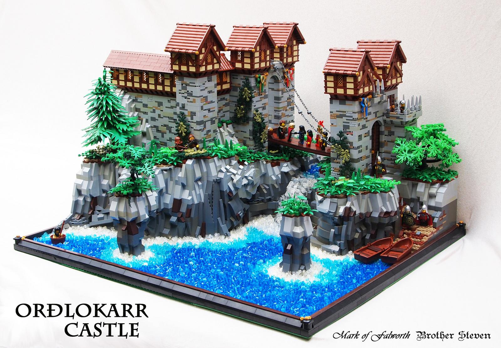 Orðlokarr Castle
