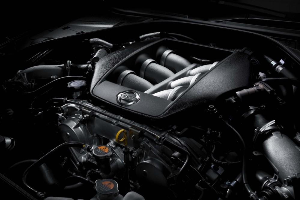Motore benzina Nissan GTR