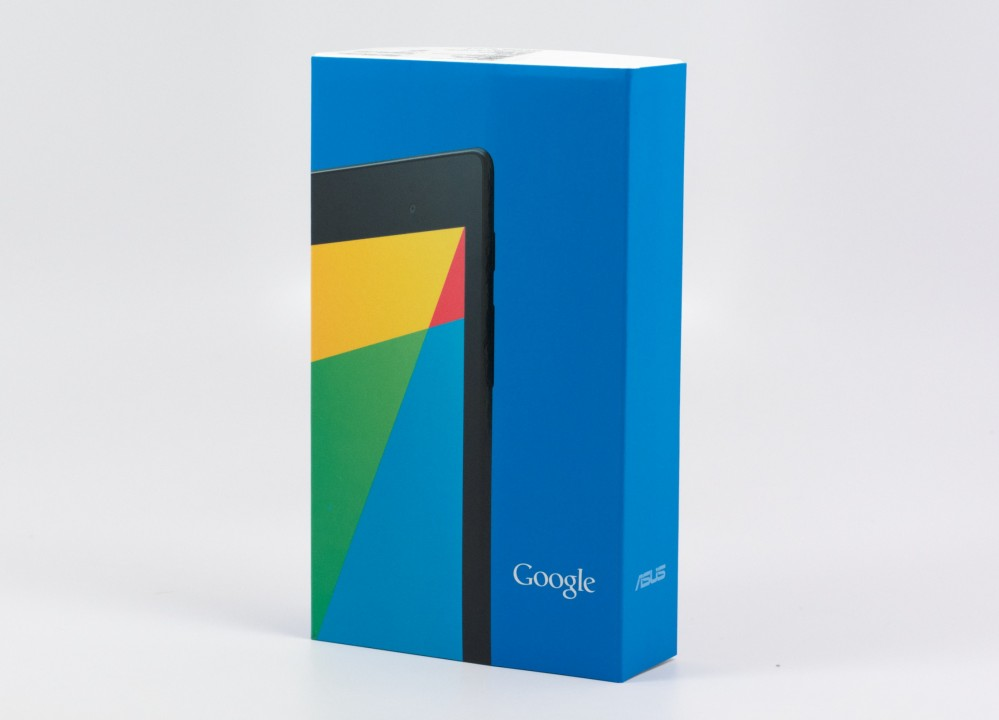 Aperto Google Play Devices anche in Italia: Nexus 7 da 229€