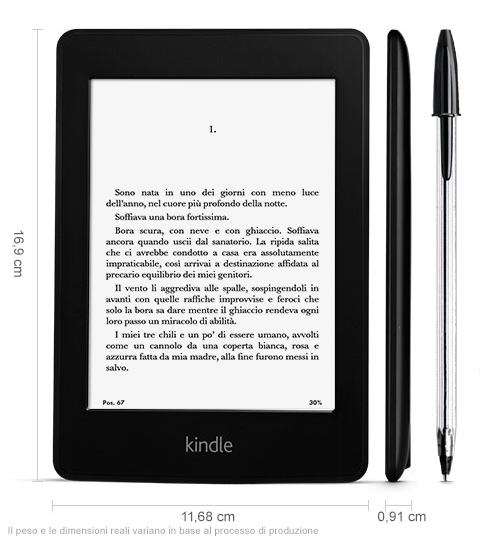 Nuovo Kindle Paperwhite - 004