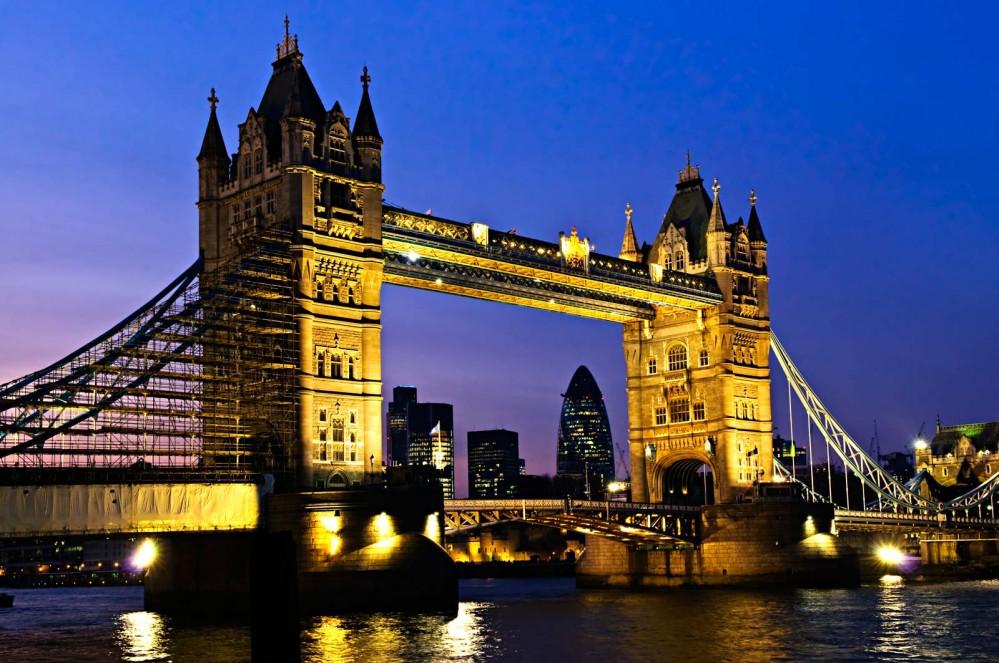 Non è tutto oro quello che Londra