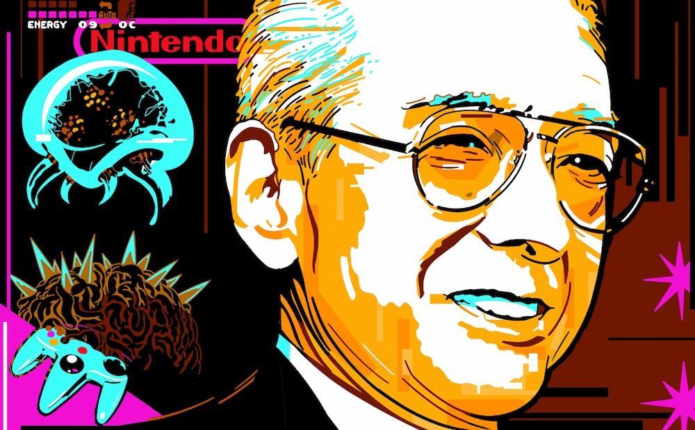 Hiroshi Yamauchi R.I.P.