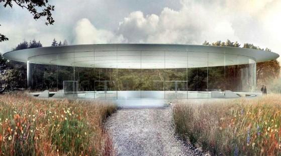 Apple Auditorium