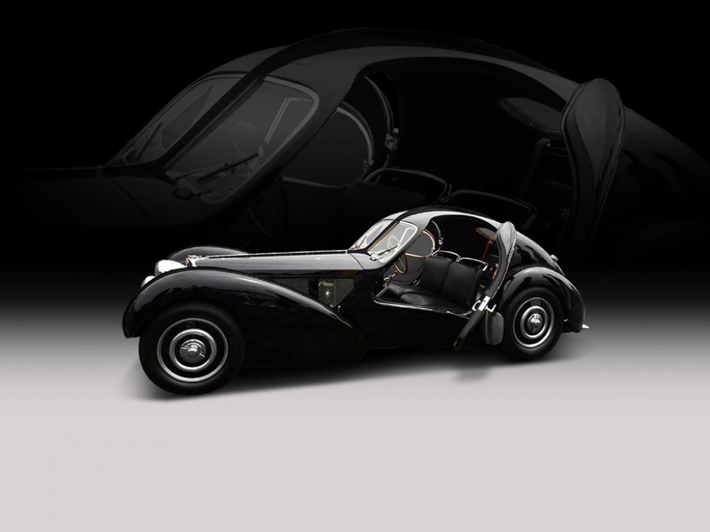Bugatti Atlantic Price >> Bugatti Atlantic: l'automobile più bella e costosa della storia #LegaNerd