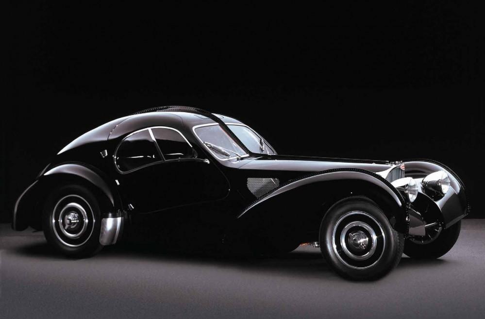 bugatti atlantic l 39 automobile pi bella e costosa della storia leganerd. Black Bedroom Furniture Sets. Home Design Ideas