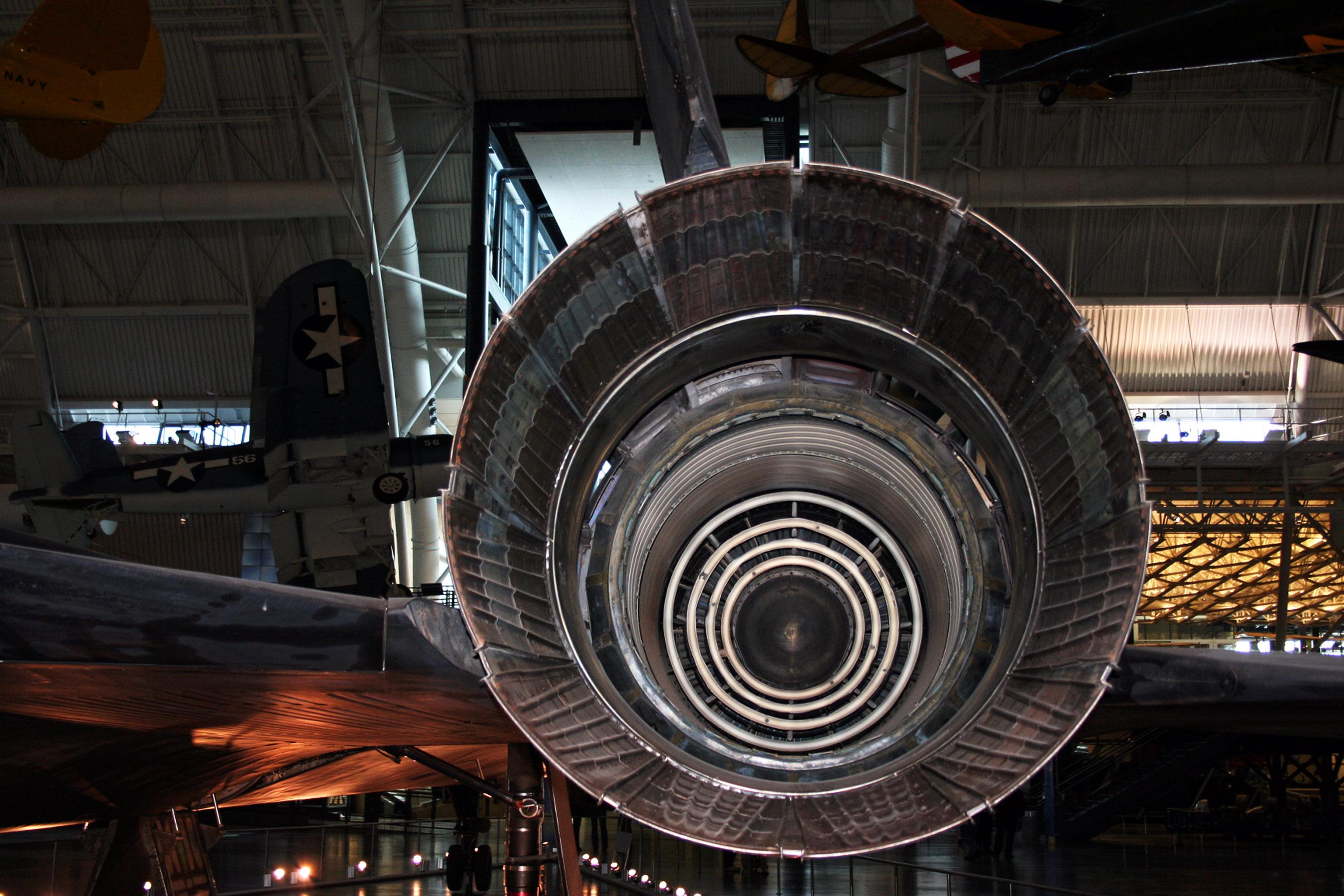SR-71: il Motore