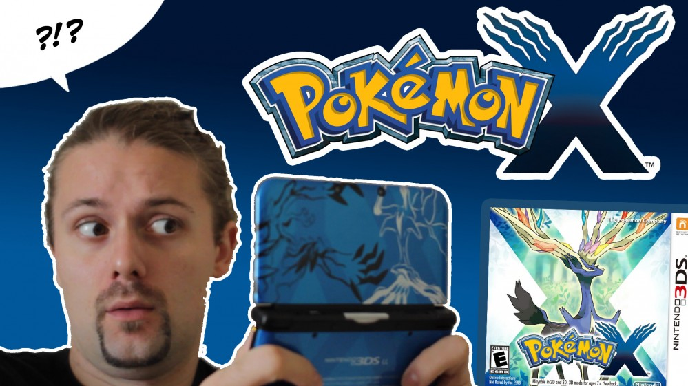 Pokemon X Thumbnail