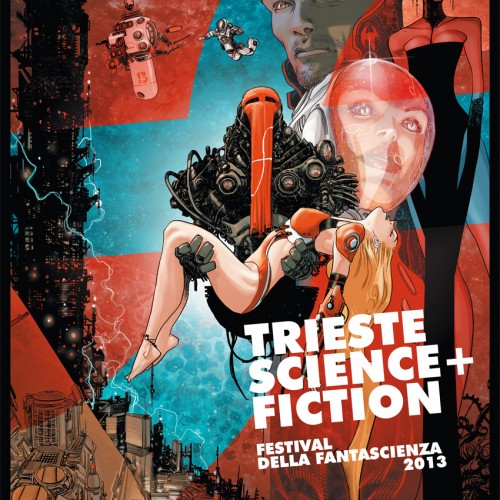 Trieste Science+Fiction 2013