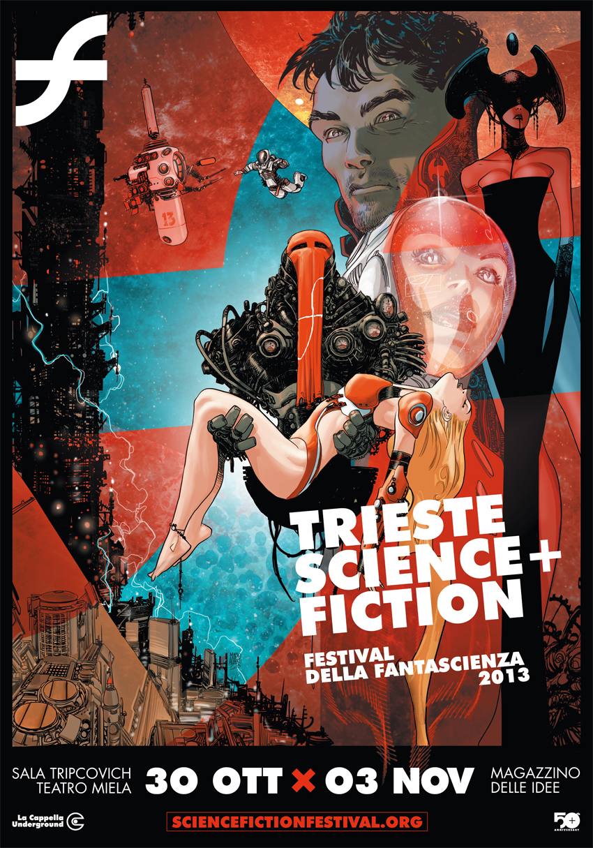 Trieste Science+Fiction 2013