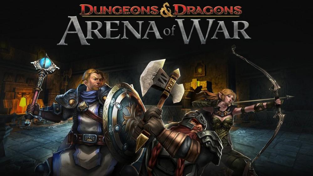 Dungeons & Dragons Arena of War