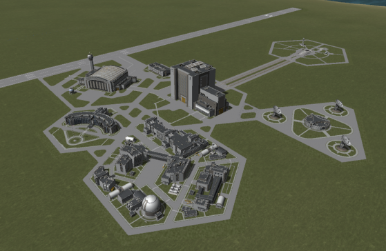 Il Kerbal Space Center