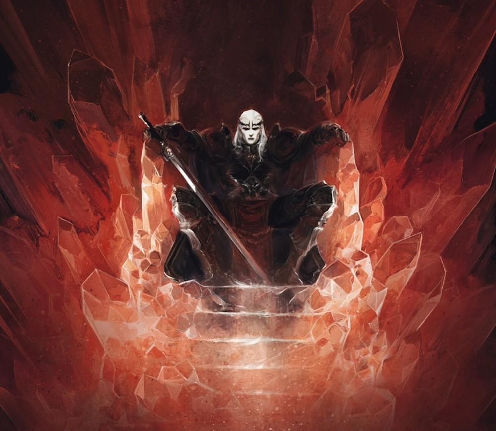 Elric - il Trono di Rubino