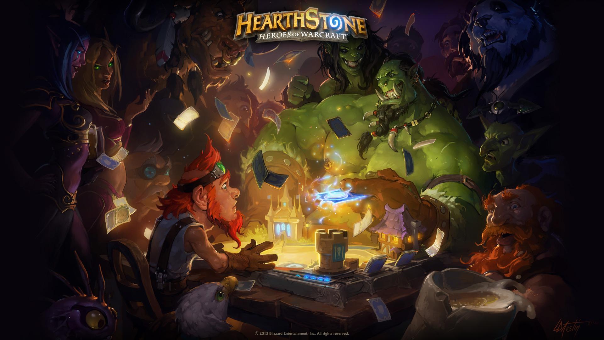 Hearthstone Closed Beta