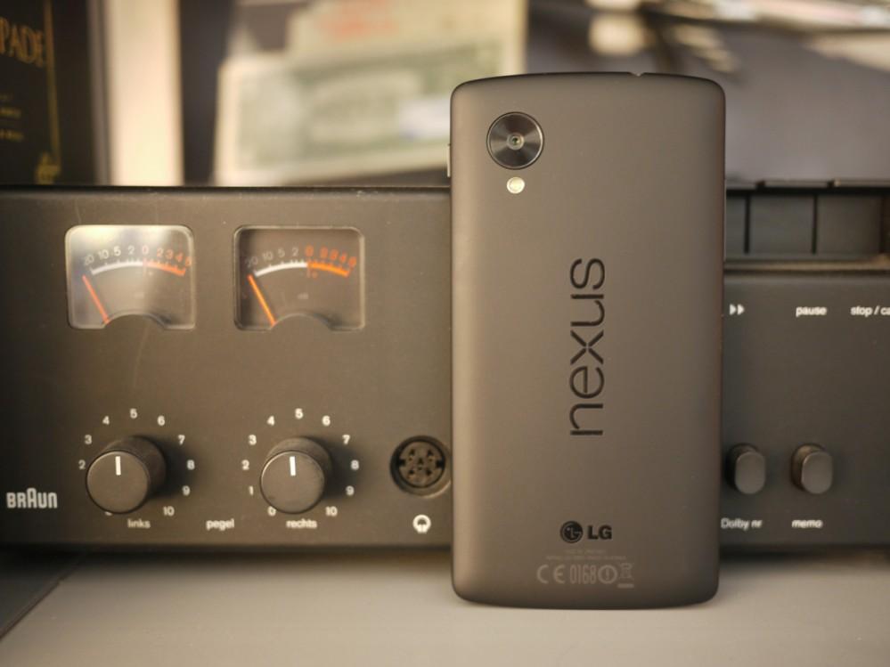 Nexus 5 Braun