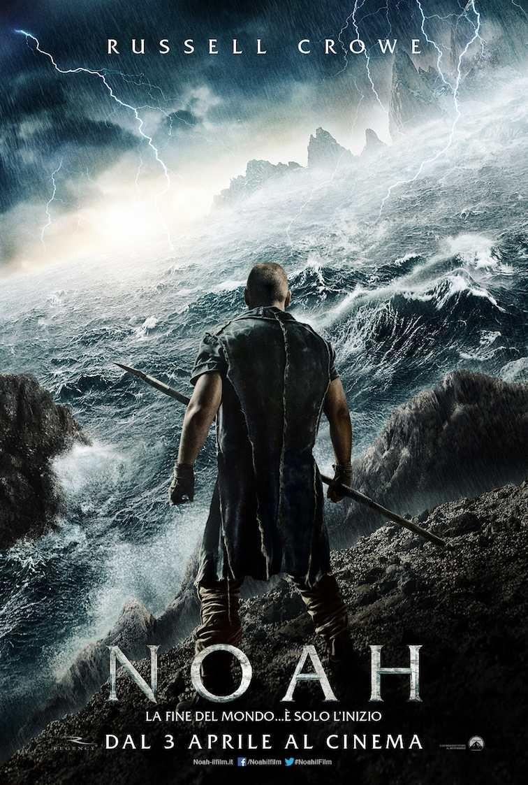 Noah, il nuovo film di Aronofsky sul Diluvio Universale
