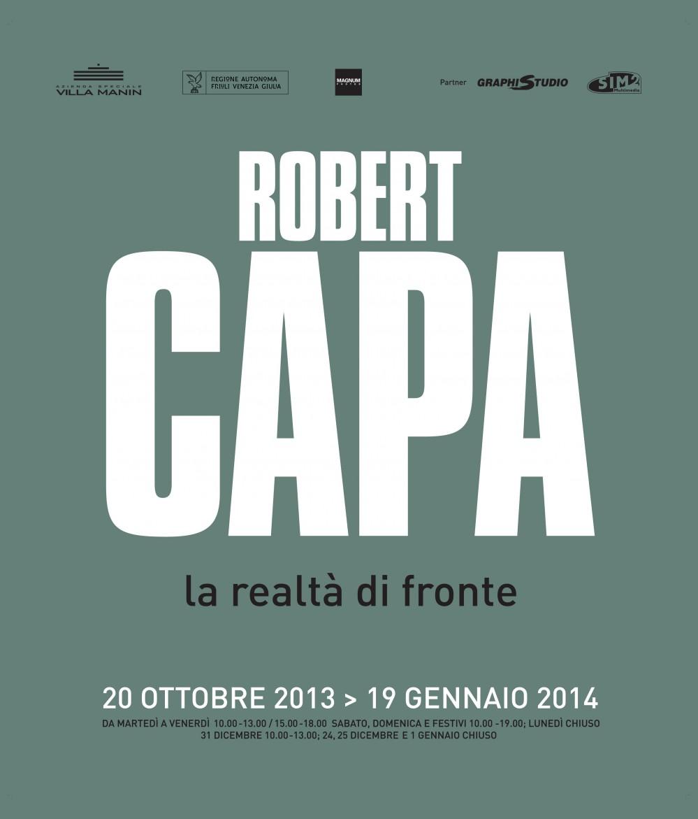 Robert Capa, la realtà di fronte
