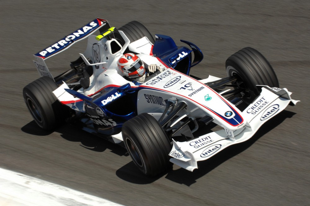 Robert Kubica BMW
