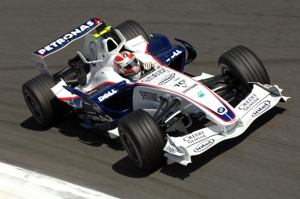 Robert Kubica BMW