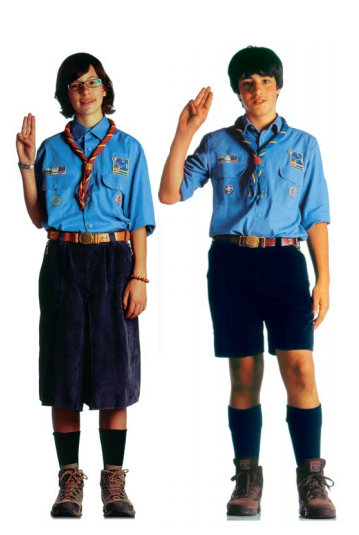 Agesci scouts