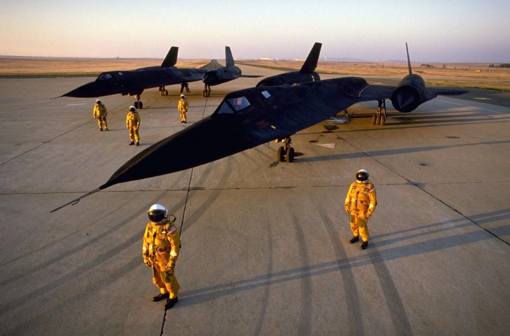 The Fastest Plane  Blackbird_11