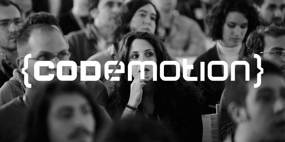 Codemotion Milano 2013