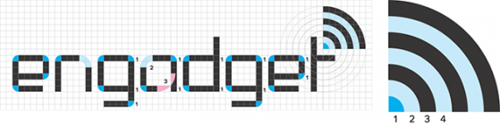 engadget-logo-wireframe