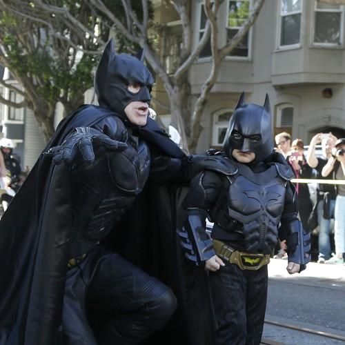 Batman & Batkid
