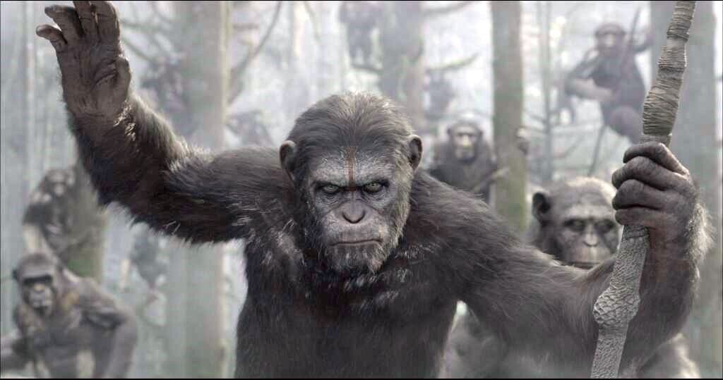 Primo trailer per Dawn of the planet of the apes