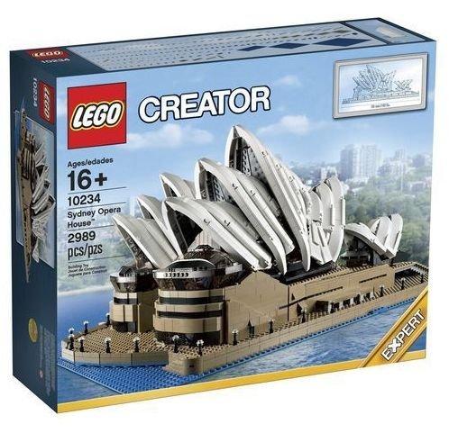 LEGO 10234 CREATOR Sydney Opera House