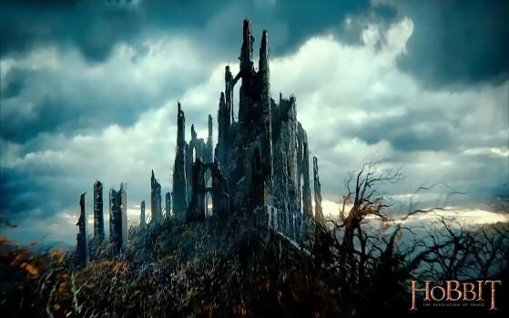 Lo Hobbit Scenografie