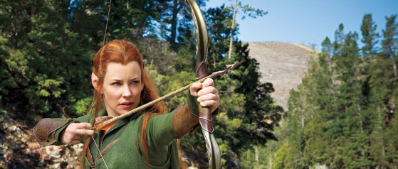 THE HOBBIT: THE DESOLATION OF SMAUG (2013)EVANGELINE LILLY
