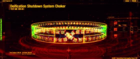 Deification Shutdown System Choker